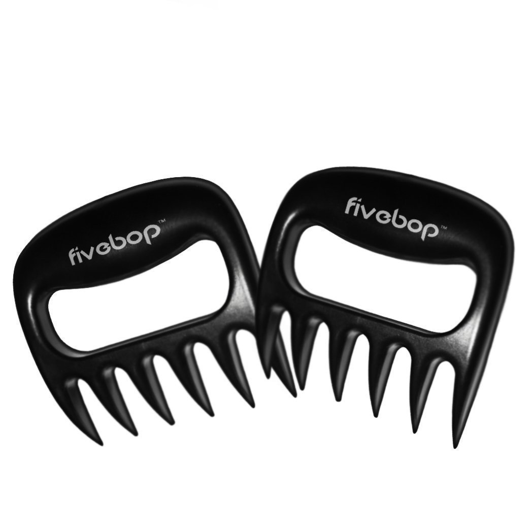 Fivebop Bear Paws Meat Handlers Heat Resistant Meat Claws
